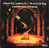 Danish Concert Band-The Lord Of The Rings / Divertimento (Rondo)