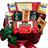 Art of Appreciation Gift Baskets Decadent Chocolate Truffle Treats Gift Basket