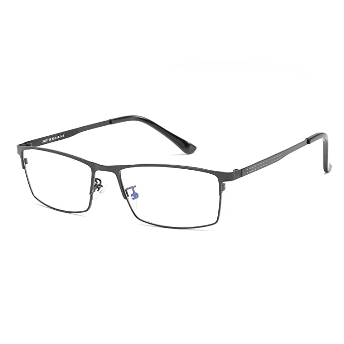 6fb92481609 Men Glasses Frame Vintage Optical Very light Myopia Clear Eyeglasses Frame  (black)  Amazon.co.uk  Clothing