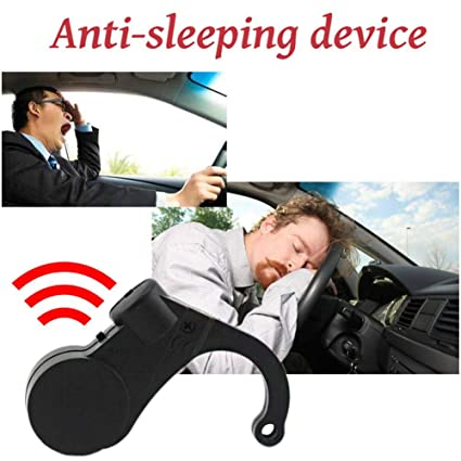 amazon com ajaxstore car anti sleeping reminder safety driveramazon com ajaxstore car anti sleeping reminder safety driver sleepy device keep awake safe driving helper drowsy alarm car styling home improvement