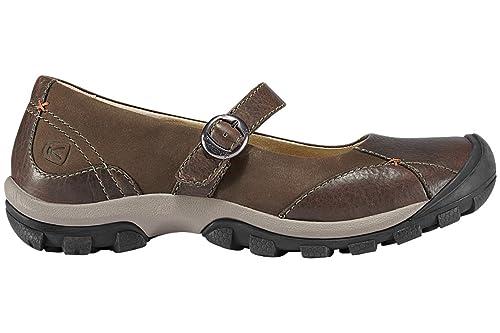 Keen Sisters MJ Mujer Castaño claro Mocasines Zapatos Nuevo: Amazon.es: Zapatos y complementos