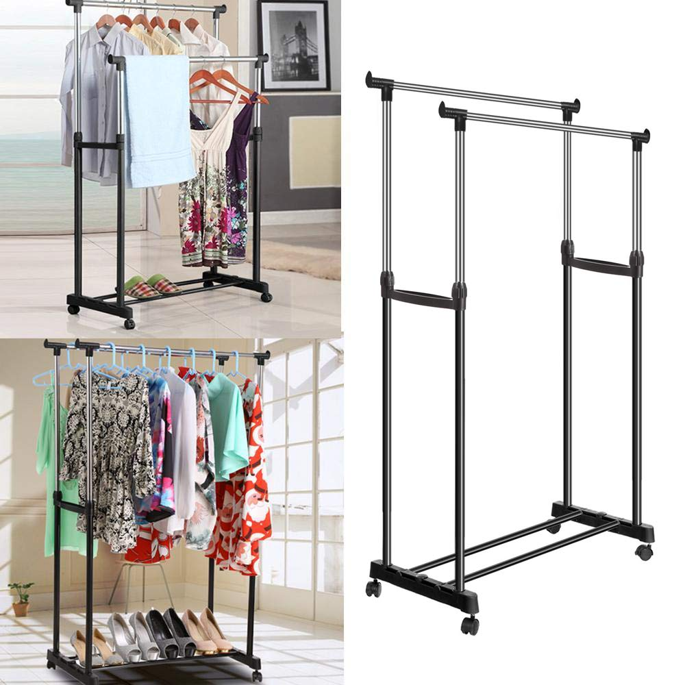 Elomes Clothing Garment Rack Review