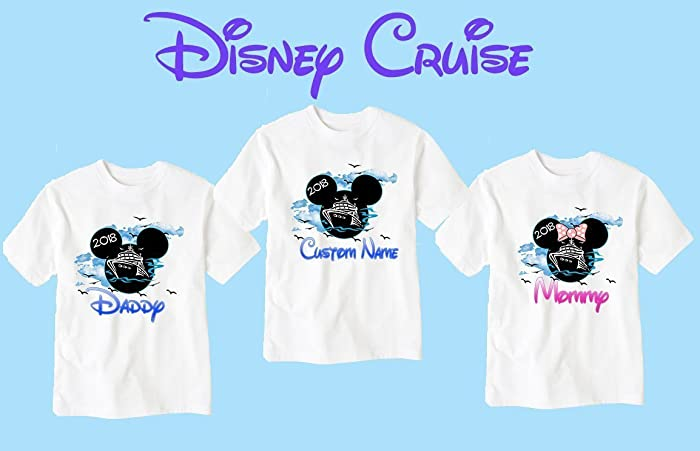 Amazon.com  Family Disney Cruise Shirts. Matching Family Vacation Shirts.  These Are The Perfect Way To Celebrate Being On A Disney Cruise. 80d461d52