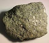 Large, Medium-Grained Olivine - 2 Pieces of Mineral