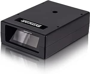 Symcode Barcode Scanner,USB Wired Handheld Laser Bar Code Scanner Reader Black