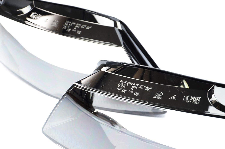 Streuscheiben B8 Vor Facelift Linsen Scheinwerfer Glas