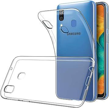 Simpeak Funda Compatible con Samsung Galaxy A30 / A20 2019, Funda ...