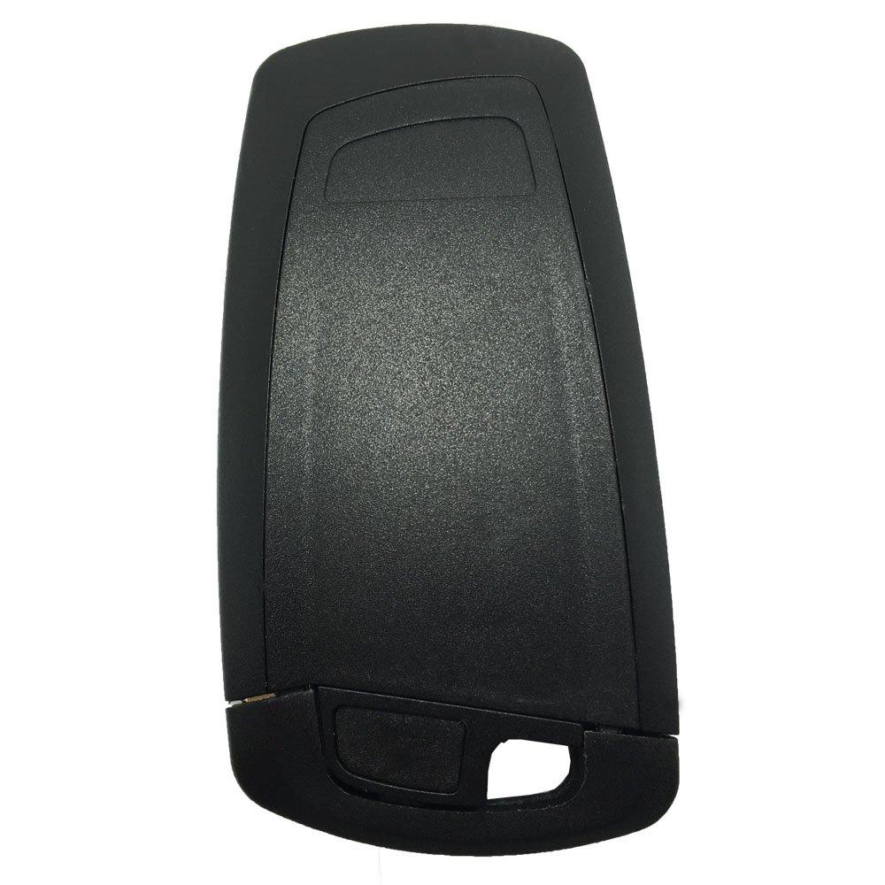 Keyless Entry Smart Key Fob Case for BMW 1 3 5 7 Series X3 X4 X5 X6 Remote Control Key Fob Cover Shell No Chip