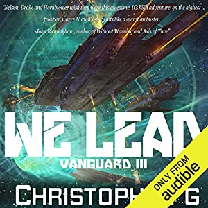 We Lead: Ark Royal, Book 9 Audiobook by Christopher G. Nuttall Narrated by Ralph Lister