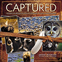 Captured: Lessons from Behind the Lens of a Legendary Wildlife Photographer (Voices That Matter) book cover
