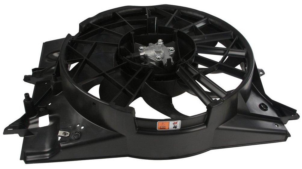 Motorcraft W0133-1882622-MTR Auxiliary Cooling Fan