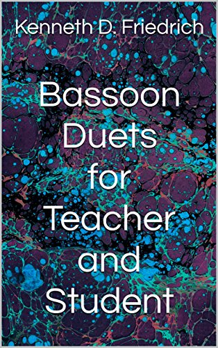 Bassoon Duets for Teacher and Student - Etudes Bassoon