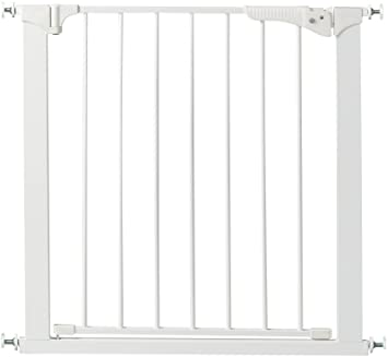 Amazon Com Kidco Gateway Pressure Mounted 37 Gate White Indoor
