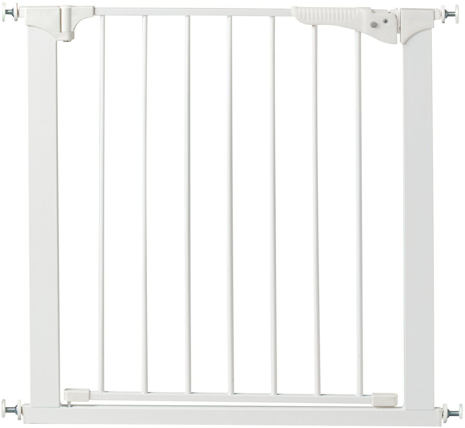 "KidCo Gateway Pressure-Mounted 37"" Gate, White"