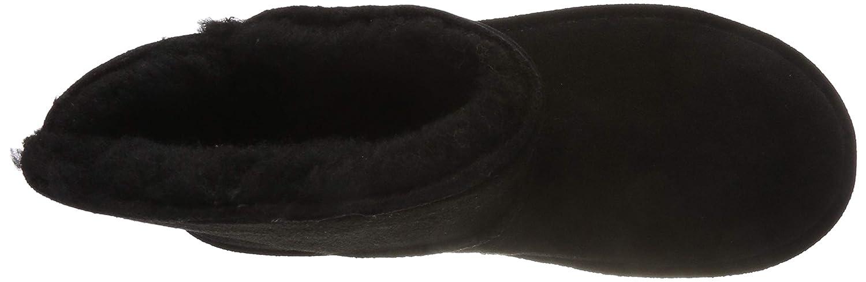 Bearpaw Ii Damen Margaery Schlupfstiefel, Schwarz (schwarz Ii Bearpaw 011) 4129c5