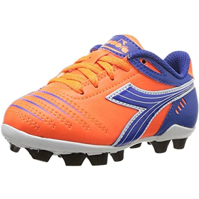b67f6bc6583 Diadora Kids Unisex Cattura MD JR Soccer (Toddler Little Kid Big Kid)