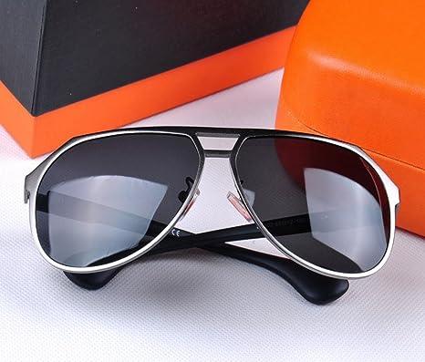 YL LY Gafas de Sol Polarizadas para Hombre Gafas de Sol ...