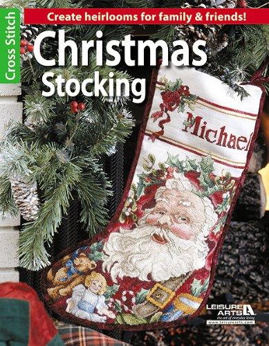 Christmas Stocking (Leisure Arts Cross Stitch) Text fb2 book