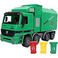 Zerodis Camión de Basura, simulación inercia saneamiento Modelo
