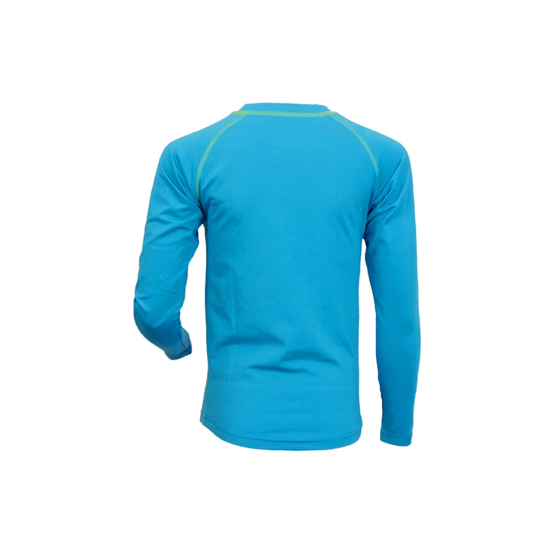 Crew Neck Elastic Waist Pacific Tesa Junior Compression Base Layer Thermal//Baselayer Set Long Sleeve Under Shirt