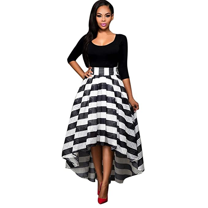 Amazon.com: IEason Women Dress, Hot Sale! Women\'s Long Formal Prom ...