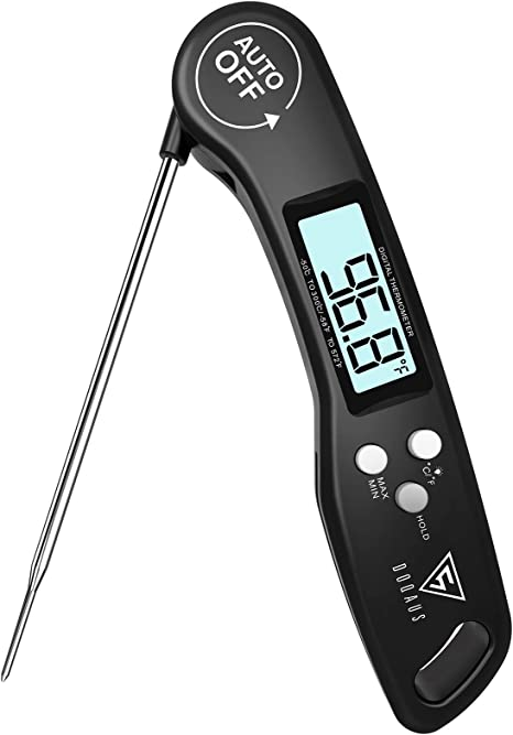 Digital Food Thermometer Probe Cooking Meat Temperature BBQ Kitchen Turkey Jam