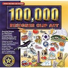 100,000 Designer Clip Art