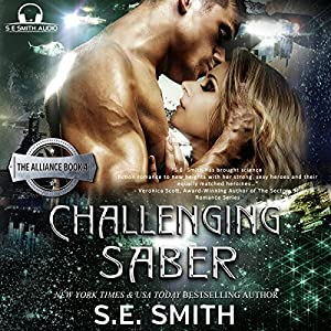 Challenging Saber Audiobook