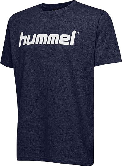 hummel Hmlgo Cotton Logo, T Shirt Uomo: Amazon.it: Abbigliamento