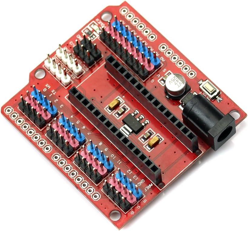 i erweiterungsplatine arduino nano atmega328p expansion modul schild o