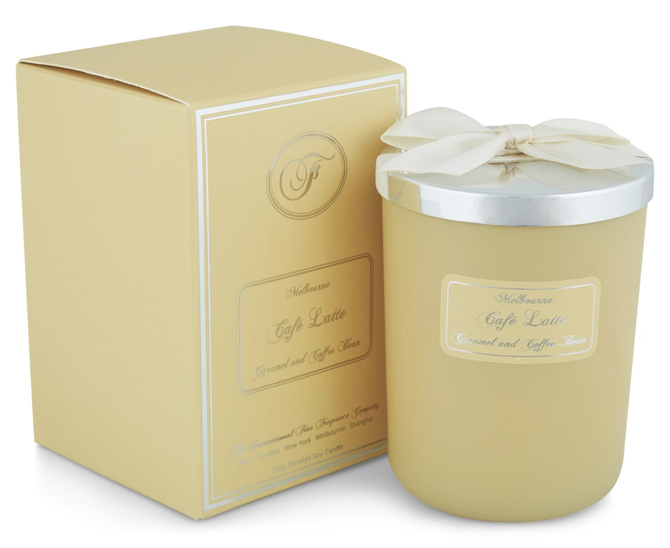 Amazon.de: The International Fine Fragrance Company Kerze, Fruit ...