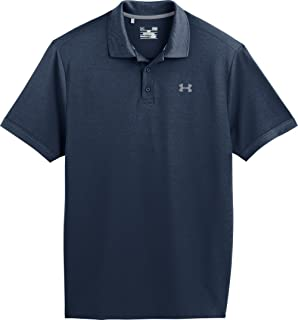 df760f124 Amazon.com : Under Armour Men's Performance Polo : Sports & Outdoors