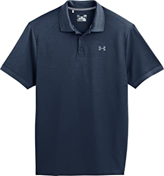 Under Armour UA Performance Polo Herren Polo-Shirt XS Blau Academy