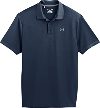 23207f0b Under Armour Golf Men's Performance Polo 2.0, Blue Jet/Academy MD