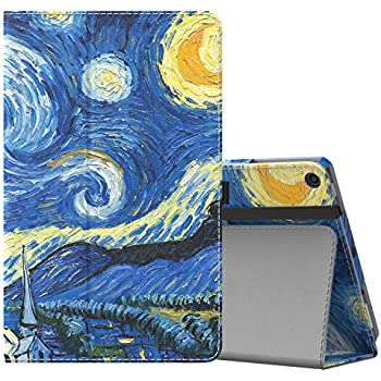 Image result for kindle fire hd 10 case starry night