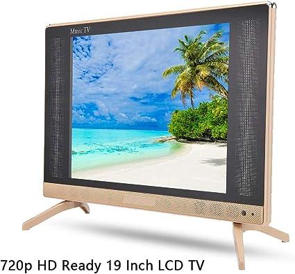 Televisor LCD de 19 Pulgadas Alta definición portátil 1366x768 ...