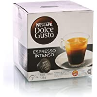 NESCAFÉ Dolce Gusto Nescafé Dolce Gusto Café Espresso Intenso (48 Cápsulas/48 Porciones), Espresso Intenso, 384 gramos