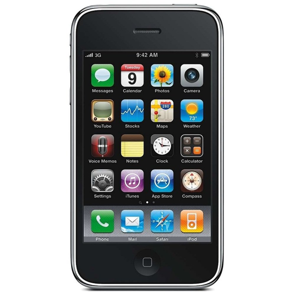 Amazon.com: Factory Unlocked AT&T Apple iPhone 3G 8GB Smartphone: Cell  Phones & Accessories