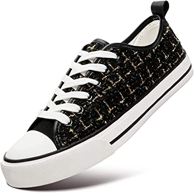 Tops Lace up Comfortable Tennis Shoes