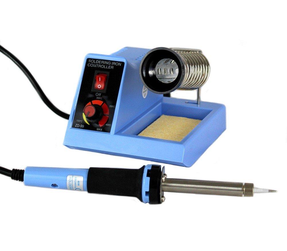 Regulador de soldadura ZD 99kit 48 W Con Accesorios: Amazon.es: Electrónica