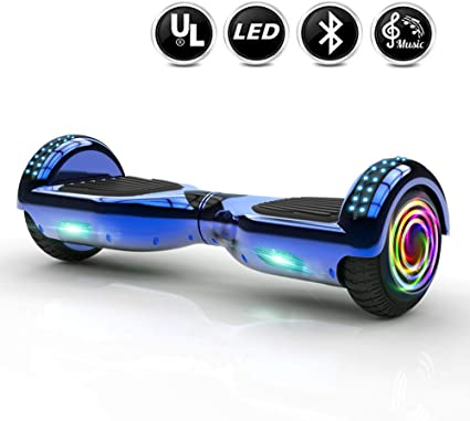 Amazon.com: OTTO Hover Board - Patinete de dos ruedas para ...