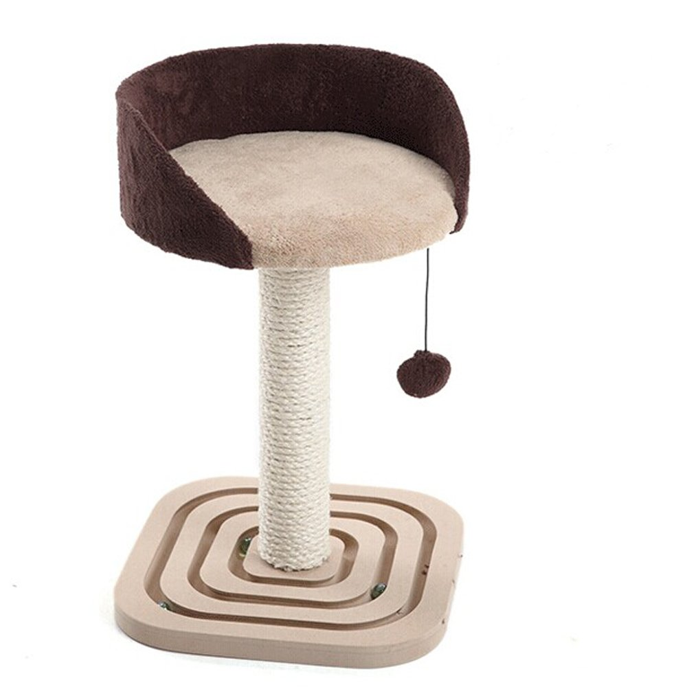 Petown Cat Tree with Sisal Pos...