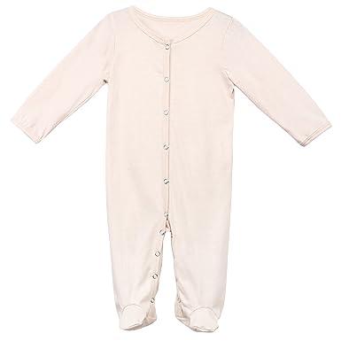 d3559b2ed Chicabelle Toddler Baby Bodysuit Romper Onesie Full Length Body Suit ...