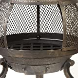 Deckmate Sonora  Outdoor Chimenea Fireplace