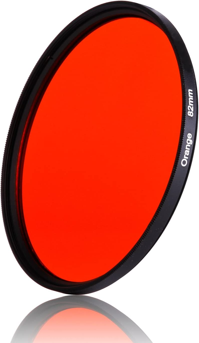 37mm 1pcs 37mm 40.5mm 43mm 46mm 49mm 52mm 55mm 58mm 62mm 67mm 72mm 77mm 82mm Full Red Color Lens Filter Protector