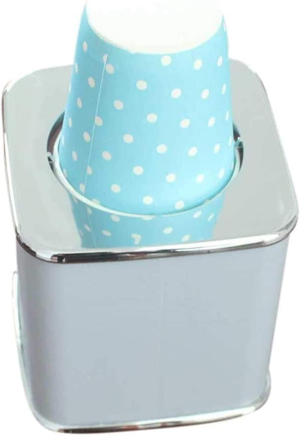 ZHANGLI Raleigh Mall Paper free shipping Cup Dispenser 3 Organizer Container Ounce Bathroom