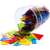 Learning Resources - Juego de construcción para niños (450 piezas, 15 formas),