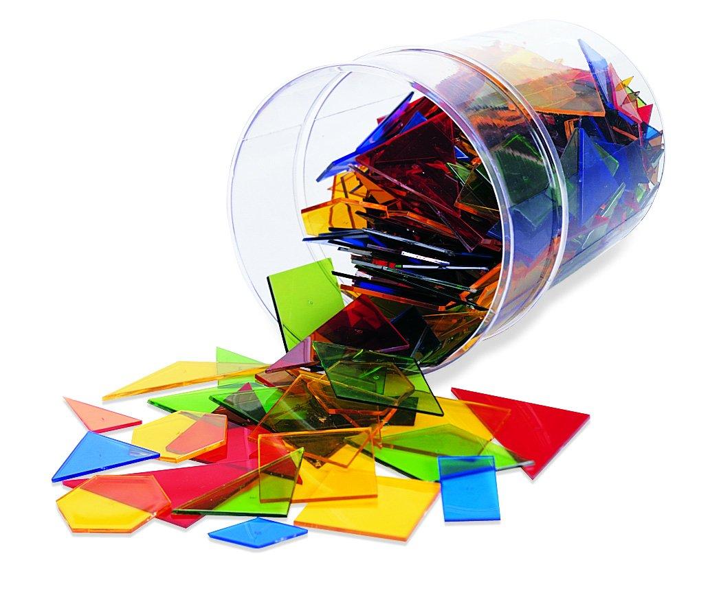 material mesa de luz - figuras planas