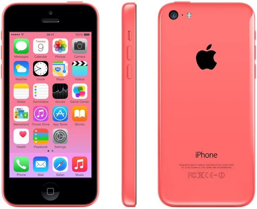 Apple iPhone 5C 8GB Unlocked Pink Grade A Excellent Condition ...