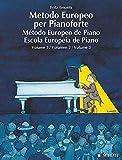 Europäische Klavierschule: Band 3. Klavier